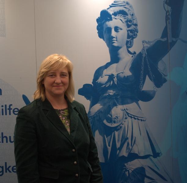Eva Kühne-Hörmann, hessische Justizministerin