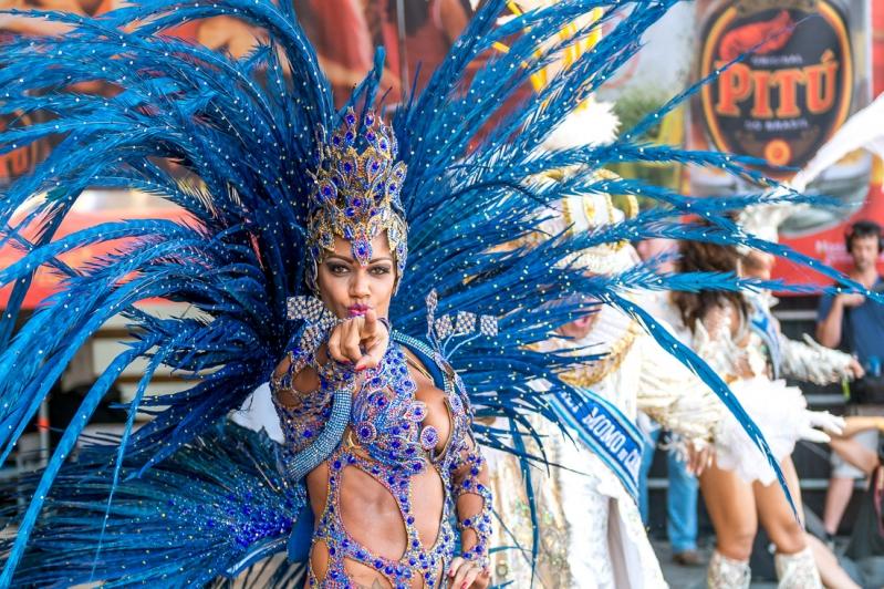 Samba Festival 2015 in Coburg