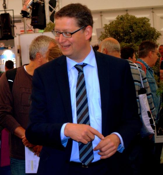 Torsten Schäfer-Gümbel, hessischer SPD-Chef