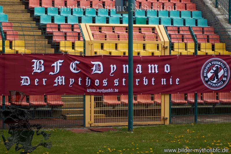 BFC Dynamo vs. VfB Auerbach 1906