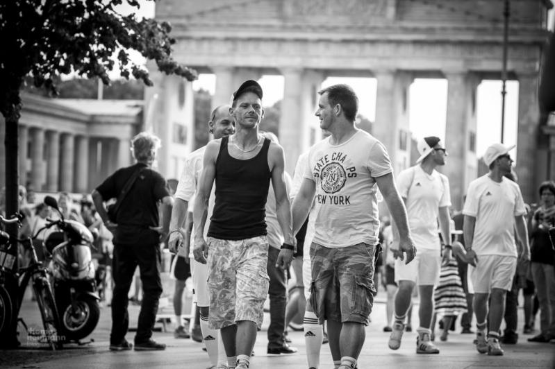 CSD 2016 Berlin - Emotionen