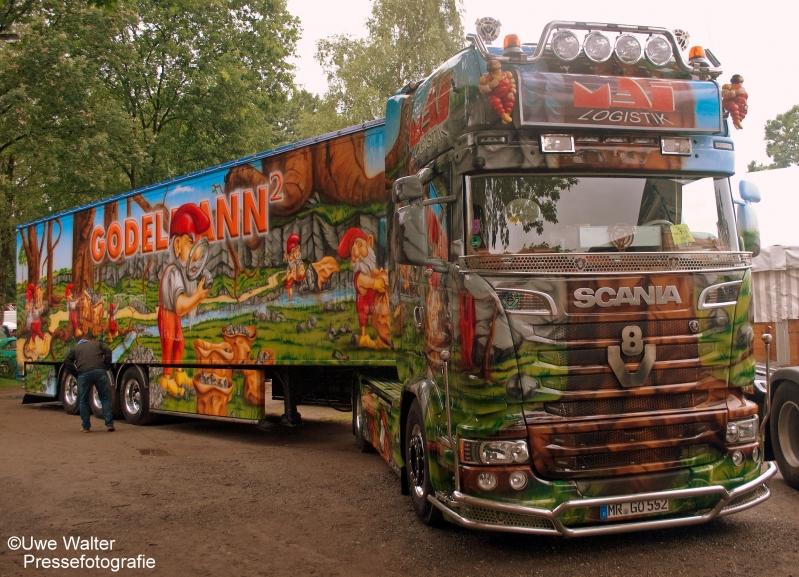 Schneewittchen-Truck