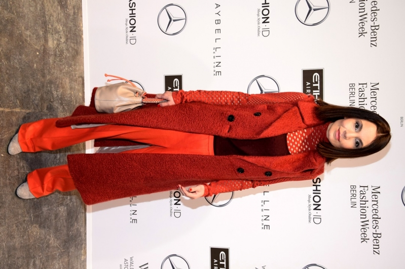 Mercedes-Benz Fashion Week Autumn/Winter 2017 in Berlin