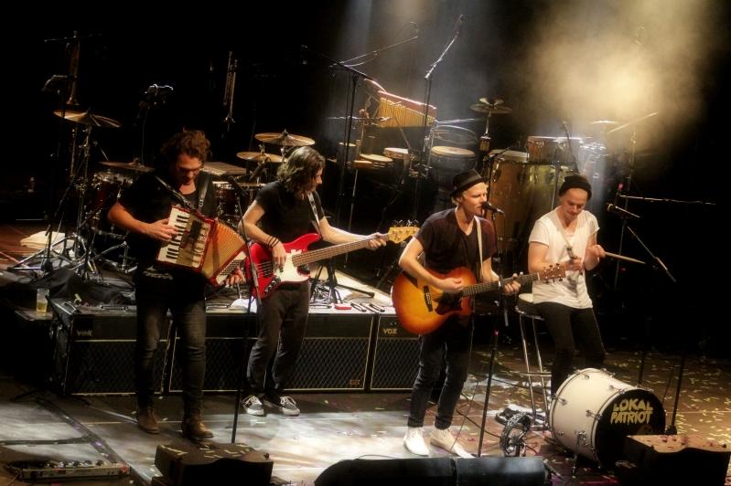 Konzerte der Band Cat Ballou