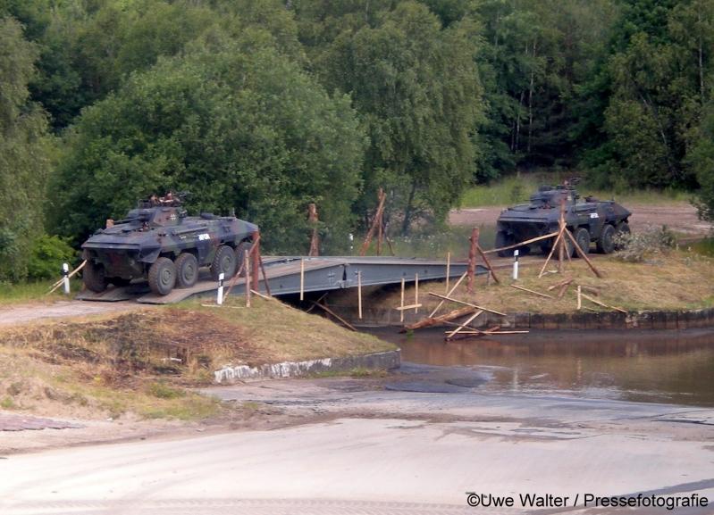 Spähpanzer LUCHS, heute nicht mehr im Dienst