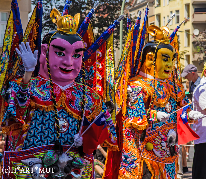 Berlin Germany - Karneval der Kulturen