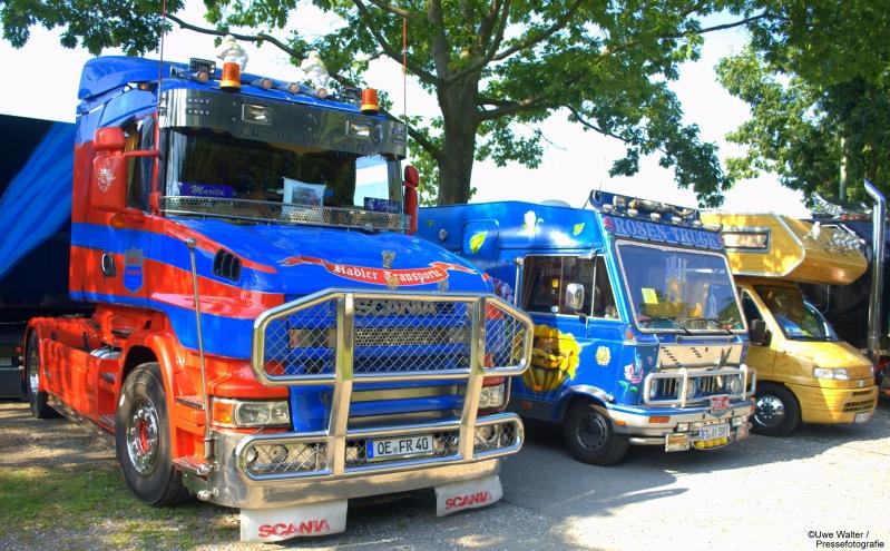 30 Jahre Truck-Treffen in Kaunitz