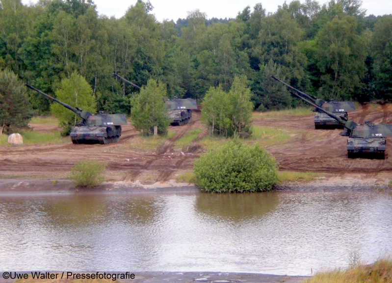 Panzerhaubitzen PH2000
