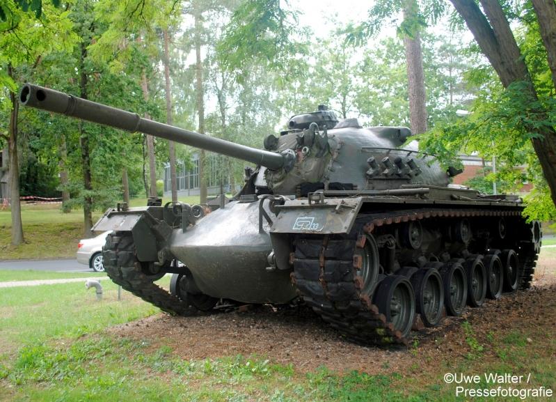 Kampfpanzer M48