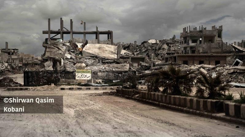 Die Zerstörung der Stadt