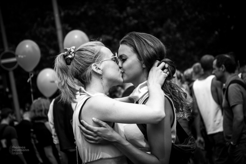 CSD 2016 Berlin - Emotionen