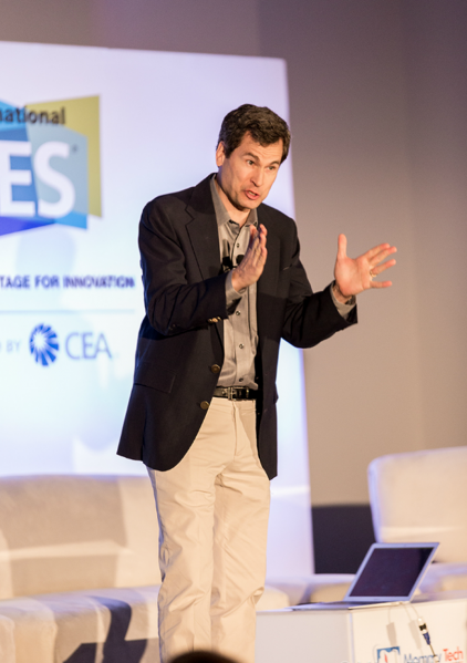 CES 2014 in Las Vegas, USA