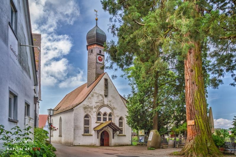 Kapelle in Nonnenhorn am Bodensee