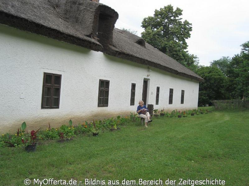 Touristisches und Kulturelles Zentrum Szantodpuszta