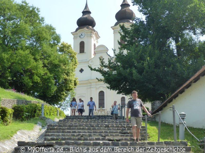 Die Halbinsel Tihany gilt als eine der bekanntesten Attraktionen der Balaton-Region.