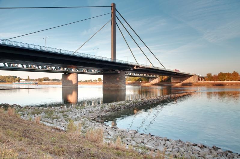 Rheinbrücke Karlsruhe