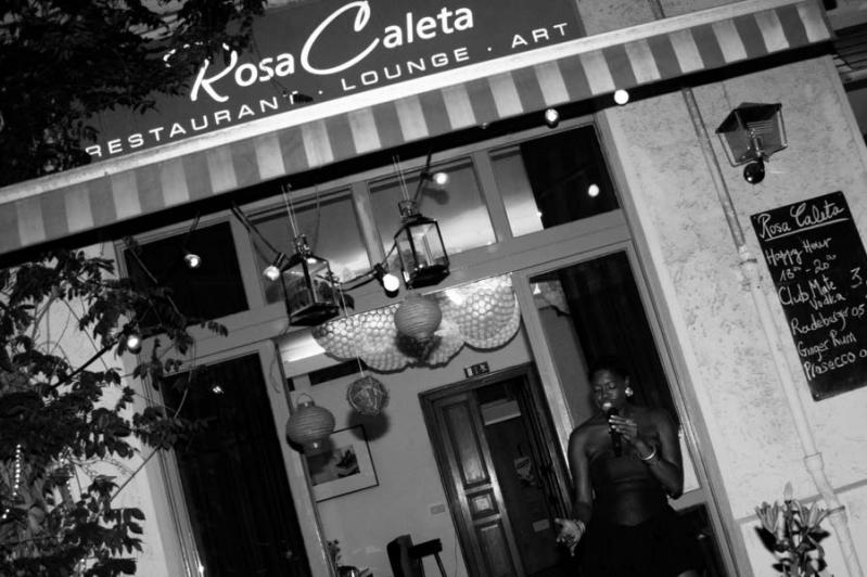 Rosa Caleta