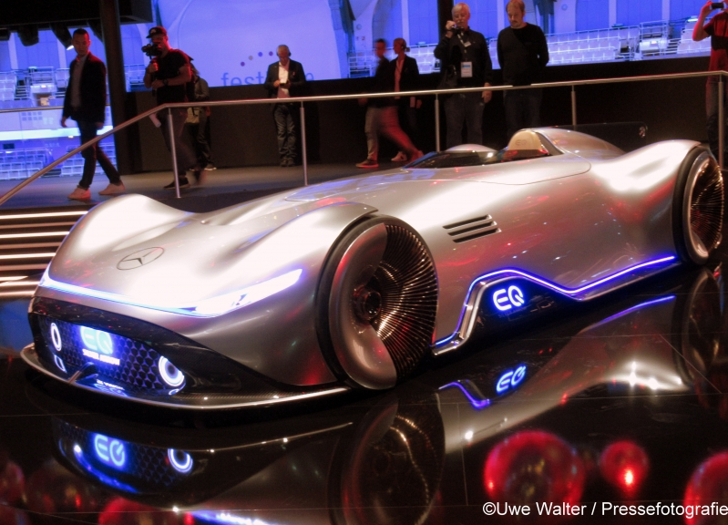 Internationale Automobilausstellung 2019 in Frankfurt