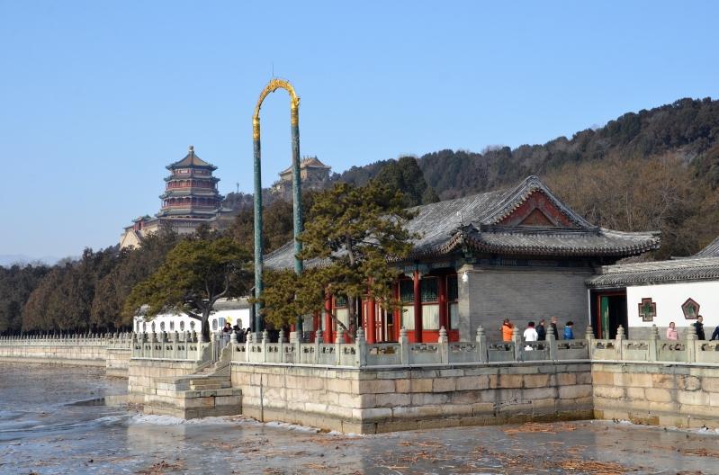 Asien Städtereise Peking