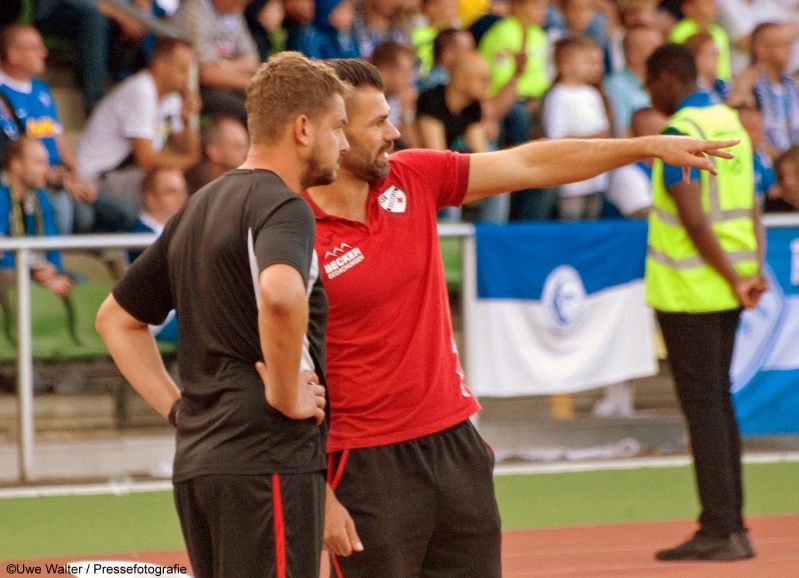 DFB-Pokal 2019/2020 - Wenn die Kleinen die Großen ärgern