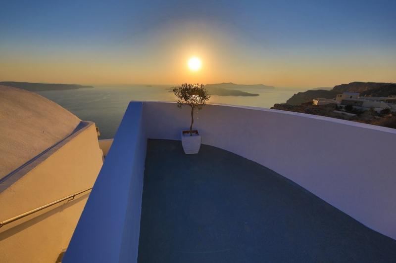Santorin Griechenland | Caldera | © Wein-Image.de