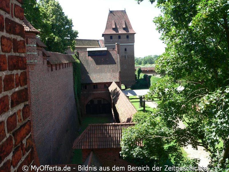 Entdecken Sie das Schloss Malbork