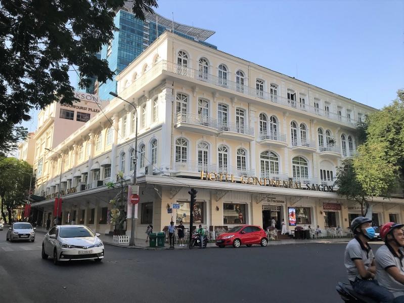 Asien Städtereise Ho-Chi-Minh-City (Saigon)