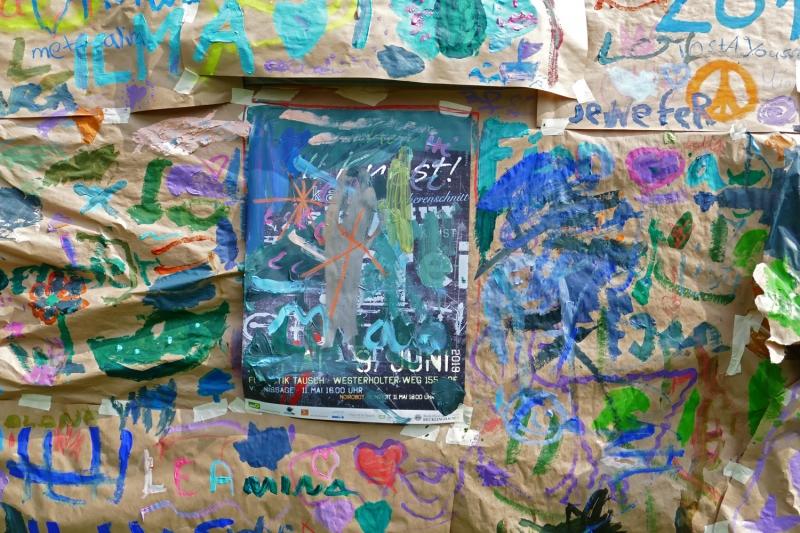 Voll Kunst! beim Kulturvolksfest/Ruhrfestspiel 2019
