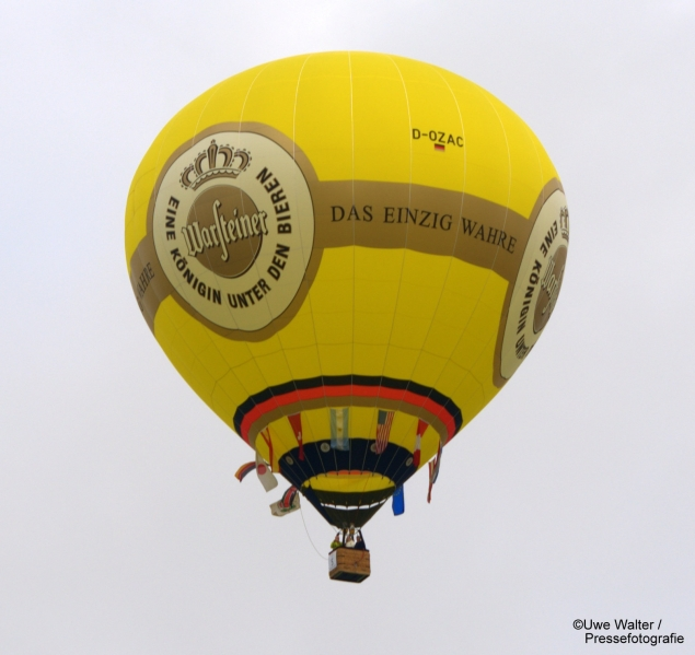 25. WIM - Warsteiner Internationale Mongolfiade