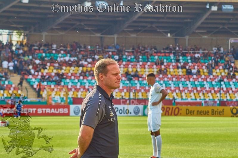 BFC Dynamo vs. FC Schalke 04