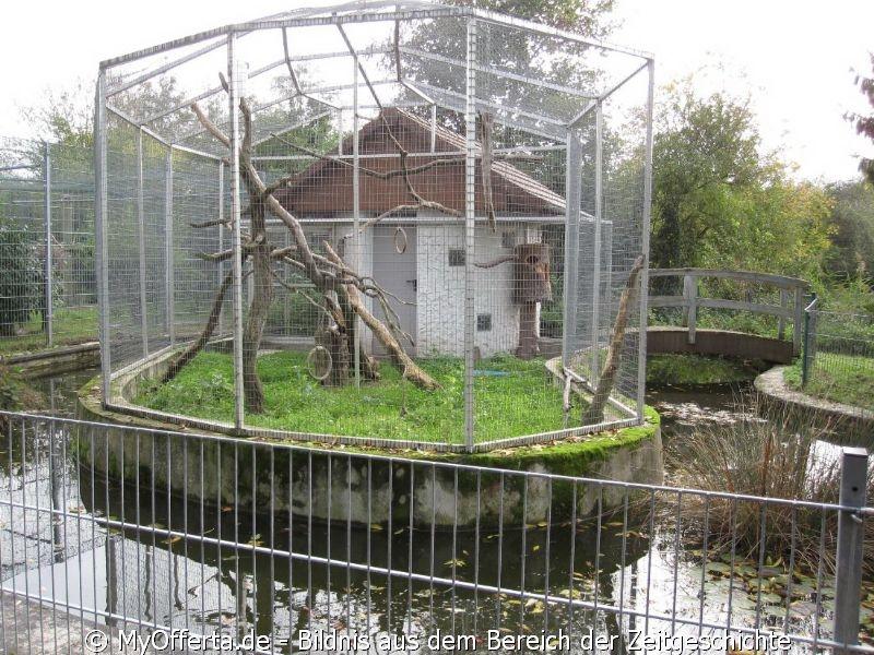 Vogelpark Linkenheim am 28.10.2019
