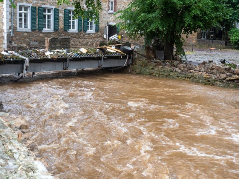 Hochwasser 2021 Stolberg
