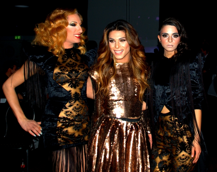 Abschlussveranstaltung der Berliner Modewoche!