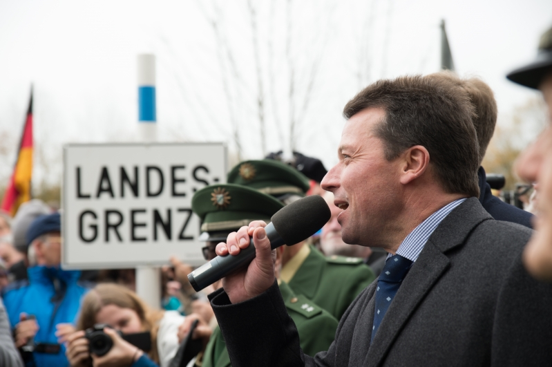 Oberbürgermeister der Stadt Hof Harald Fichtner