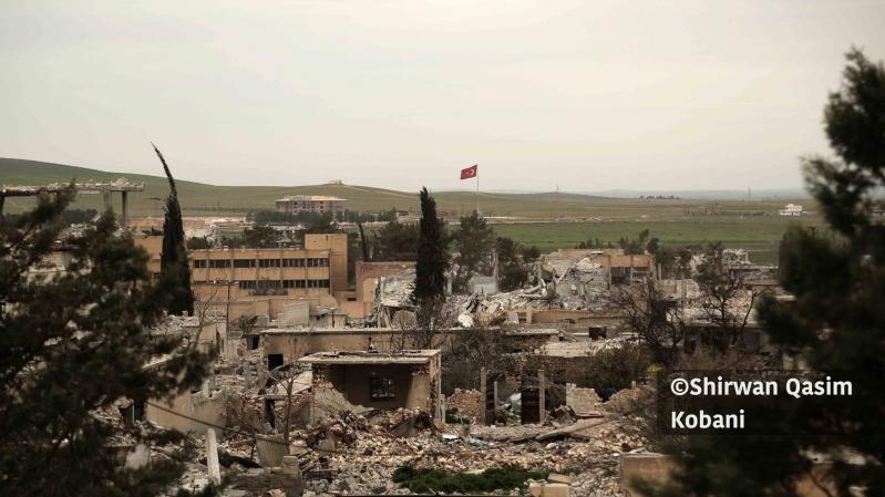 Kobani Stadt