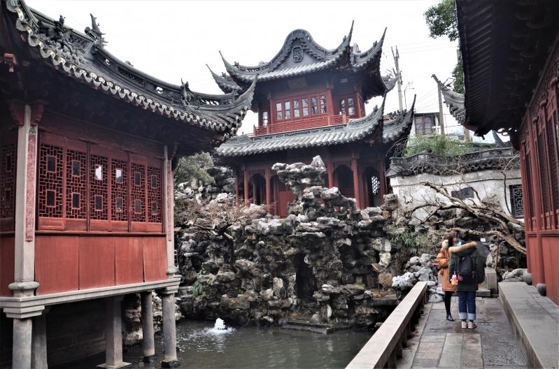 Asien Städtereise SHANGHAI