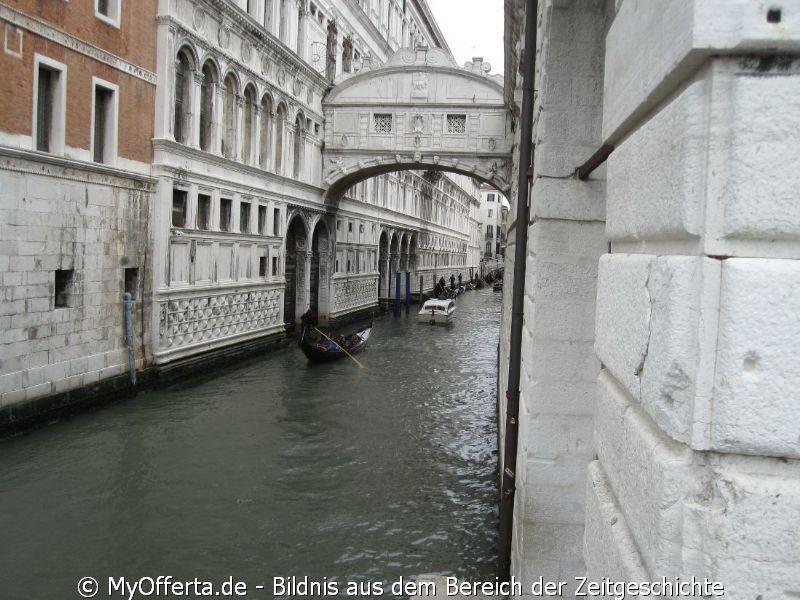 Venedig ist in vielerlei Hinsicht einzigartig