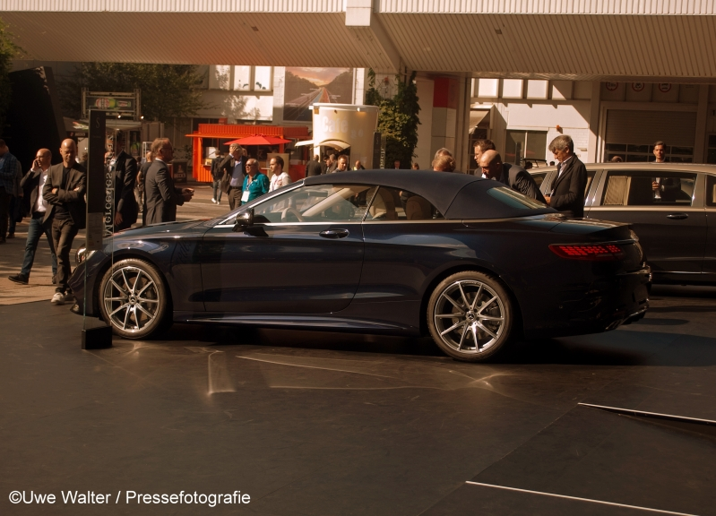 Internationale Automobilausstellung 2019 in Frankfurt
