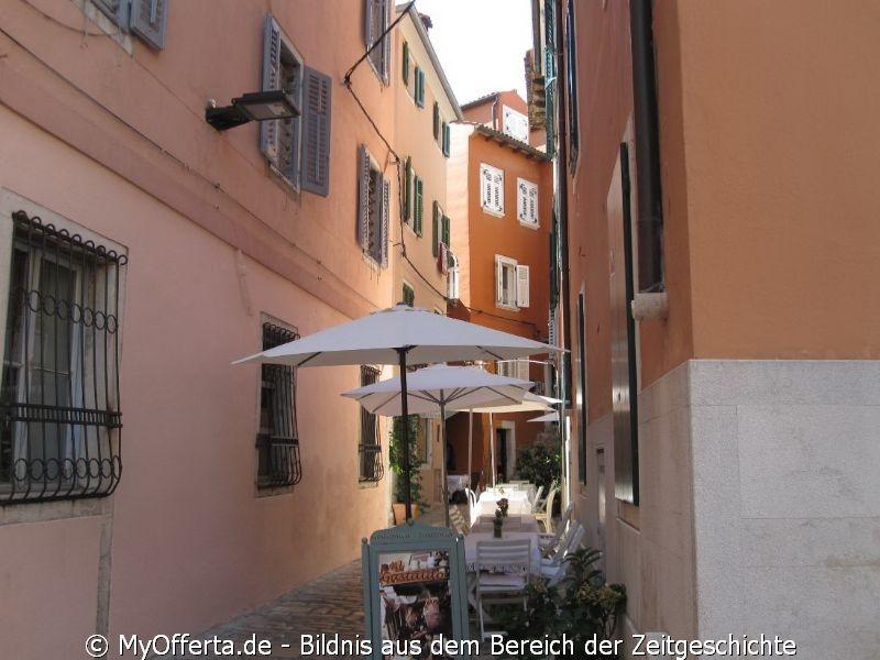 Rovinj liegt in Westistrien und ist eines der traditionsreichsten Urlaubsgebiete