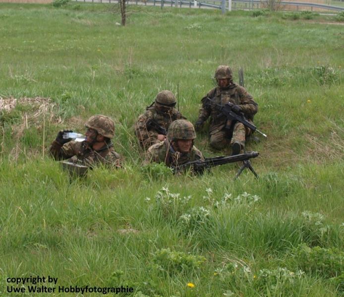 abgesetzte Panzergrenadiere