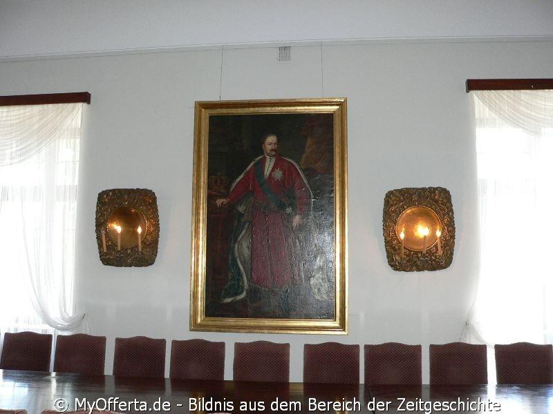 Schloss Baranow Sandomierski - eine Perle der polnischen Renaissance.