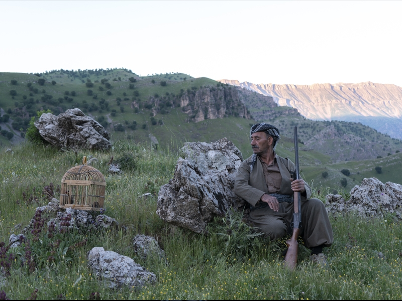 The name of Karim Abubakr from Gulana village came from a hunter and could have the desire and desir