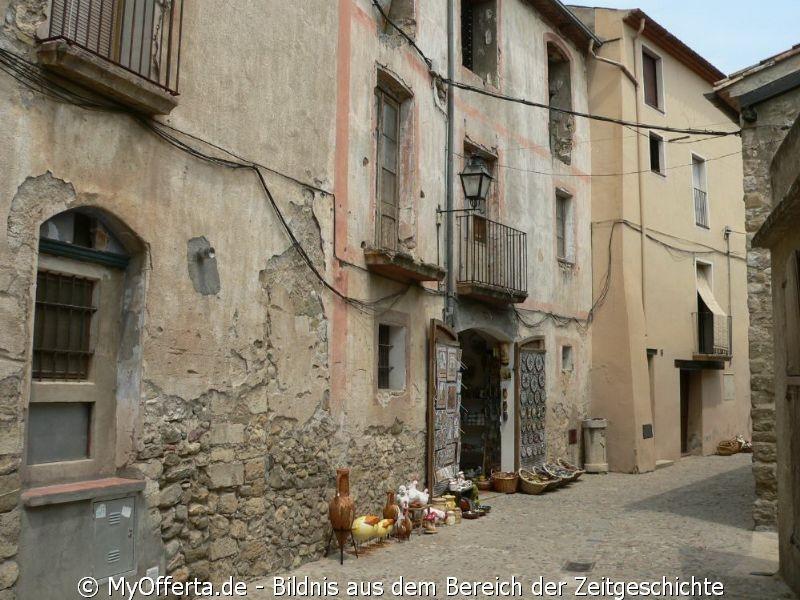 Besalu in Spanien, eine Reise in die Vergangenheit