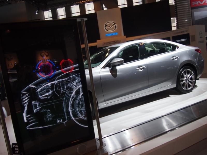Detroit Motor Show 2014