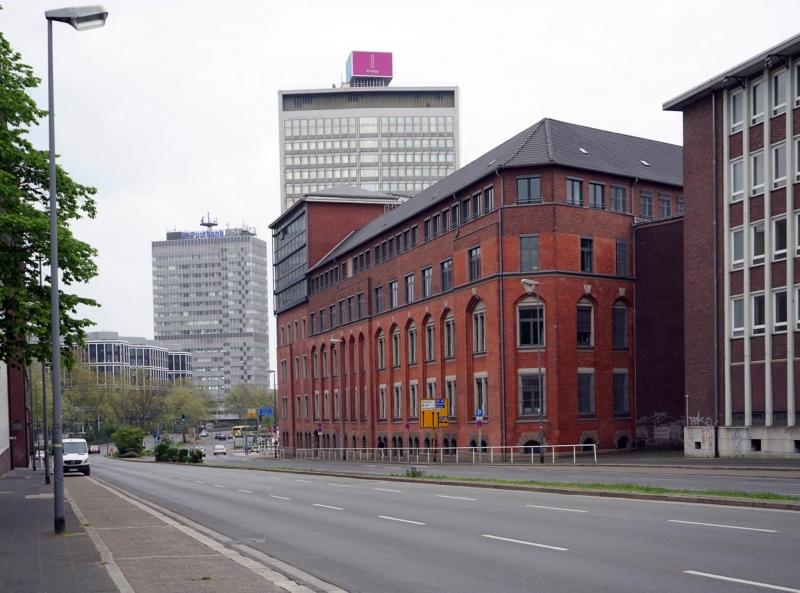 Stadt Essen, Innenstadt