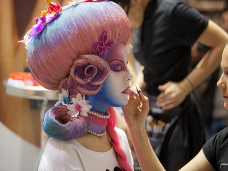Barcelona präsentiert die neuesten Trends der Schönheitsbranche