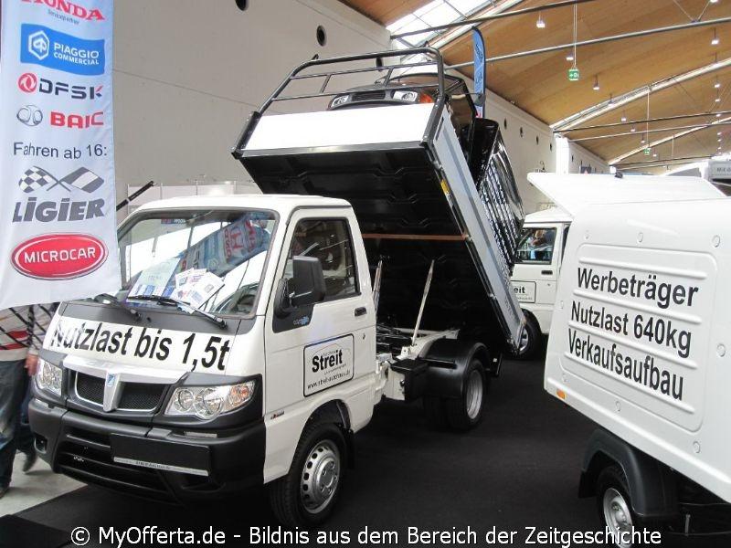 NUFAM 2019 - Nutzfahrzeugmesse Karlsruhe 26.09. - 29.09.2019