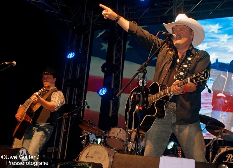Truck- und Countryfestival in Kaunitz 2017